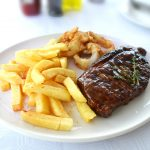 Nelson Mandela Bay Yacht Club Restaurant Steak
