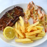 Nelson Mandela Bay Yacht Club Restaurant Surf and Turf